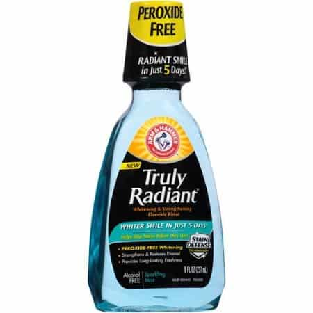 ARM & HAMMER™ Truly Radiant™ Rinse Printable Coupon