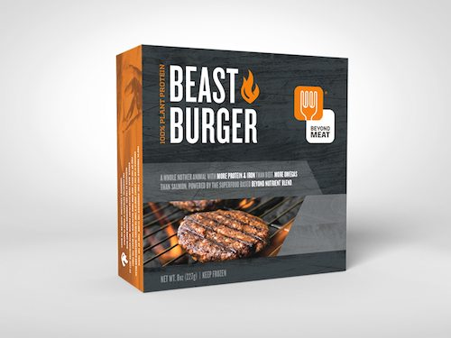 Beyond Meat beast-burger Printable Coupon