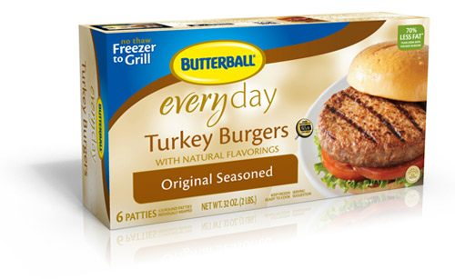 Fire up the grill and eat healthier! Get $ off any one package of Butterball Frozen Turkey Burgers with this Printable Coupon! Enjoy a guilt-free juicy burger this summer!