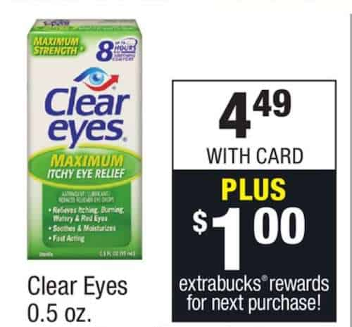 Clear Eyes Printable Coupon