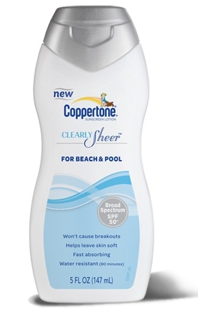 Coppertone Clearly Sheer Printable Coupon