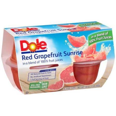 Dole Fruit Bowl Printable Coupon