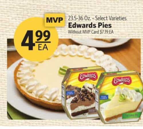 image regarding Edwards Pies Printable Coupons named Edwards product pie discount codes - Acquire coupon codes