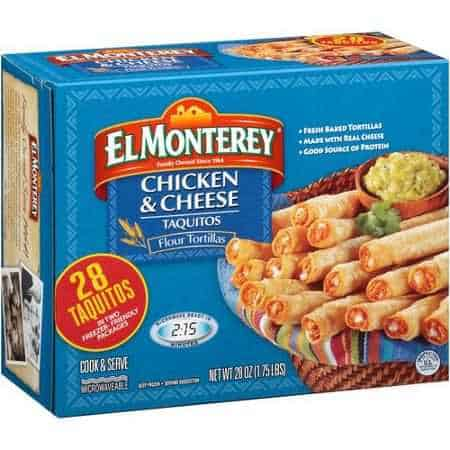 El Monterey Snack Box Printable Coupon