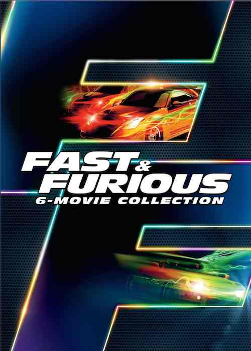 Fast and Furious DVD Amazon