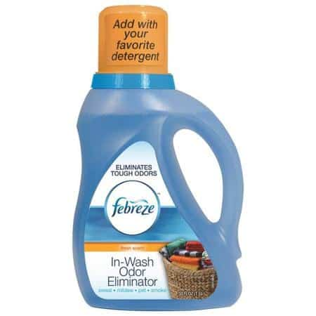 Febreze In-Wash Printable Coupon
