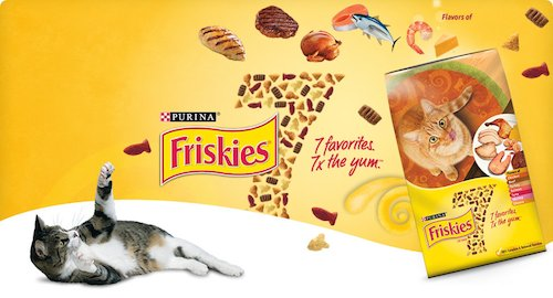 Friskies 7 Cat Food Printable Coupon