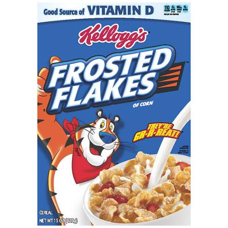 Frosted Flakes Printable Coupon