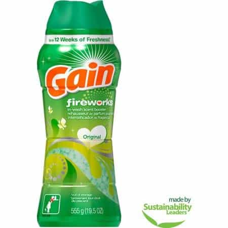 Gain Fireworks Printable Coupon
