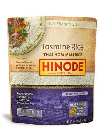 Hinode Jasmine Microwave Rice Printable Coupon