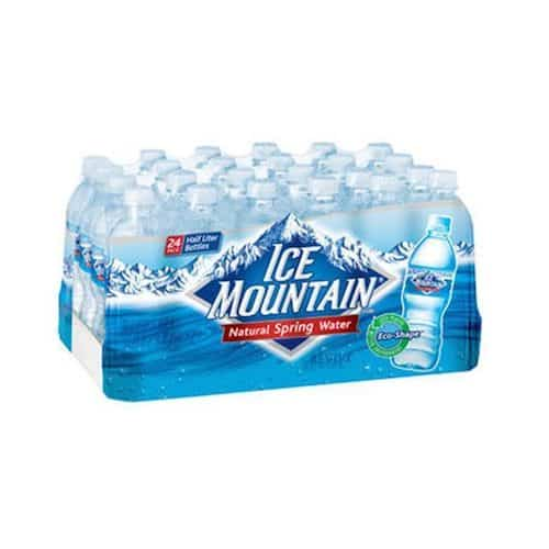 Ice Mountain Spring Water Printable Coupon