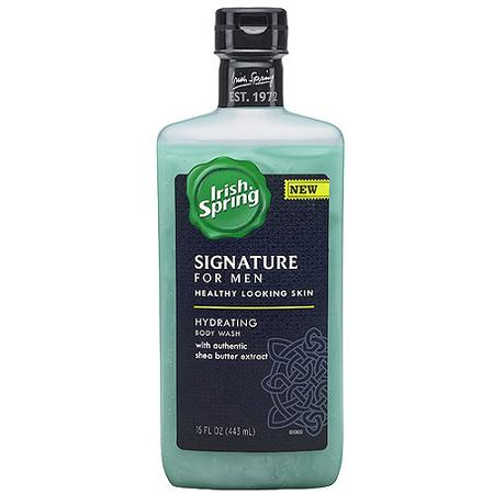 Irish Spring Signature for Men Wash