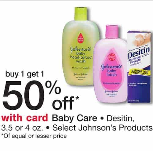 johnsons no more tangles baby products printable coupon