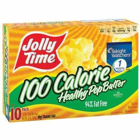 Jolly Time Healthy Pop Printable Coupon