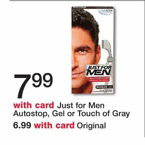 just for men $4 coupon