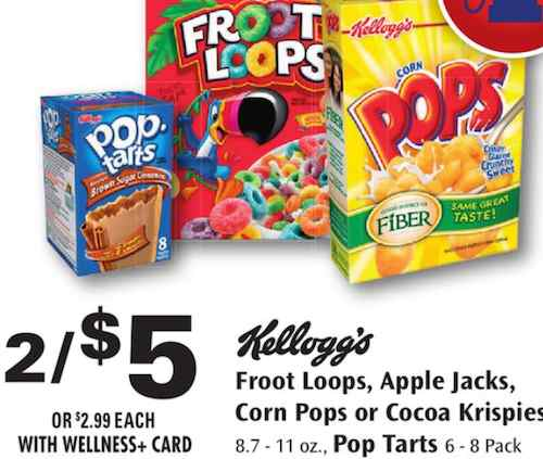 image about Pop Tarts Coupon Printable known as Printable Coupon codes and Specials Just take Kelloggs Absent Nutty Pop