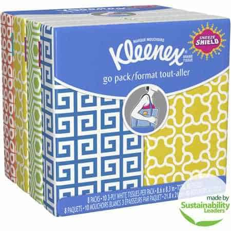 Kleenex Go Pack Coupon