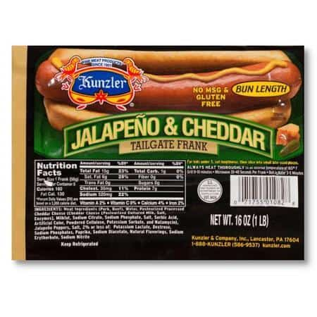 Krunzler Meat Products Printable Coupon