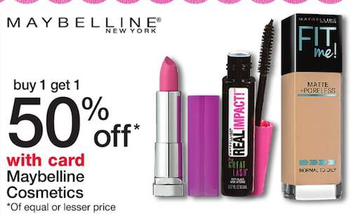 654902c6aad Maybelline New York Mascara Only $2.34 at Walgreens after BOGO 50 ...