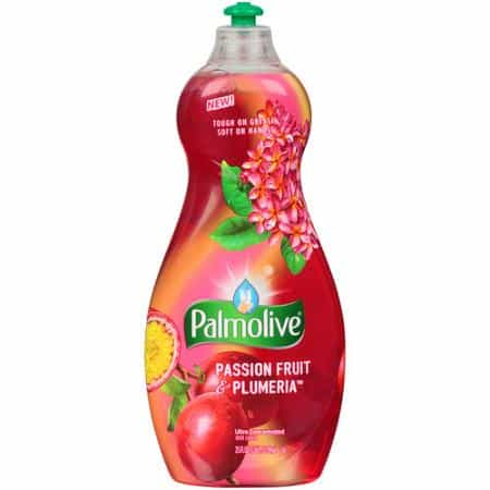 Pamolive Liquid Dish Soap Printable Coupon