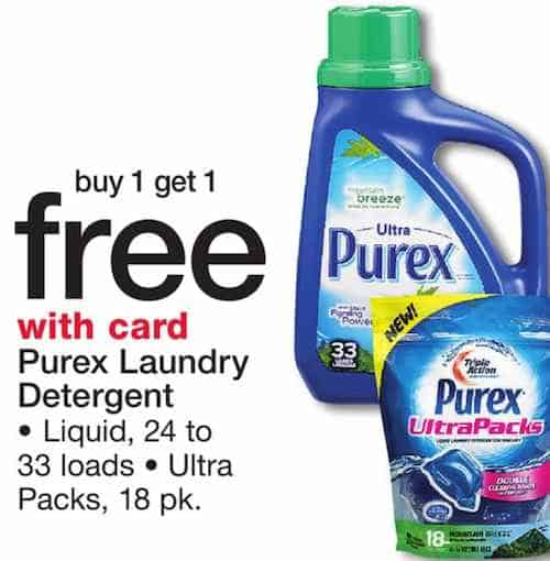 image about Purex Printable Coupons identified as Purex UltraPacks Printable Coupon - Printable Discount coupons and Offers