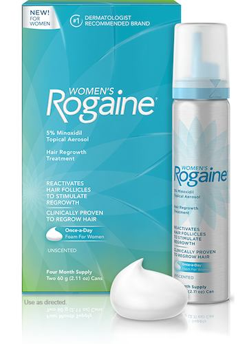 Rogaine For Women Printable Coupon