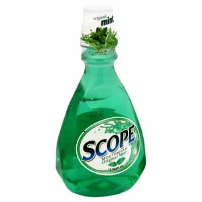 Scope Mouthwash Printable Coupon