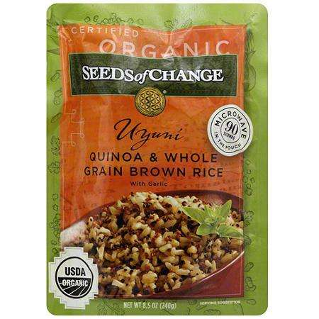 Seeds Of Change Printable Coupon