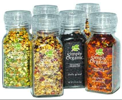 Simply Organic Grinder Spices Printable Coupon