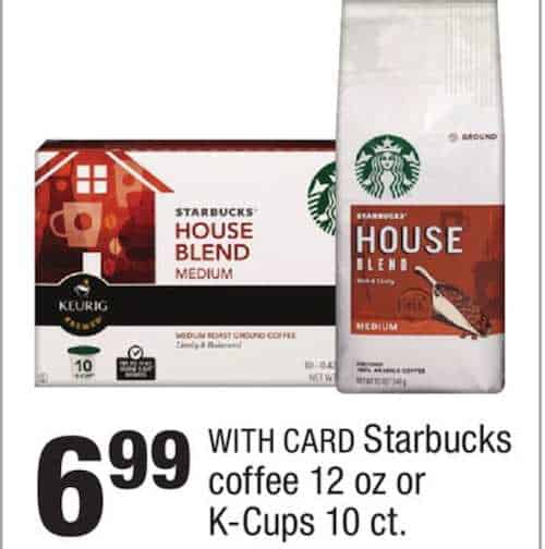 picture relating to Starbucks K Cups Printable Coupons called Starbucks K-Cups Just $5.49 At CVS As soon as Printable Coupon