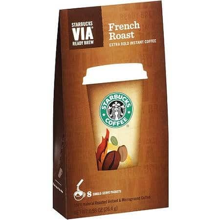 Starbucks VIA Instant Coffee Printable Coupon