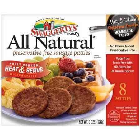 Swaggerty's Heat and Serve Sausage Printable Coupon