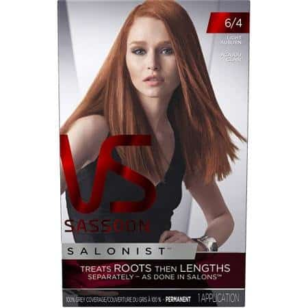 Vidal Sassoon Salonist Hair Color Printable Coupon