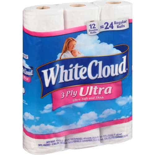 White Cloud Products Printable Coupon