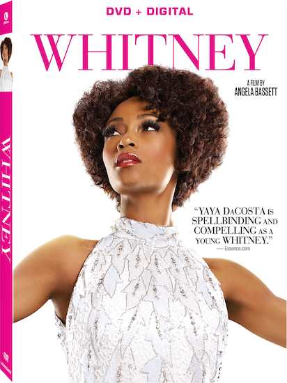 Whitney On DVD Printable Coupon