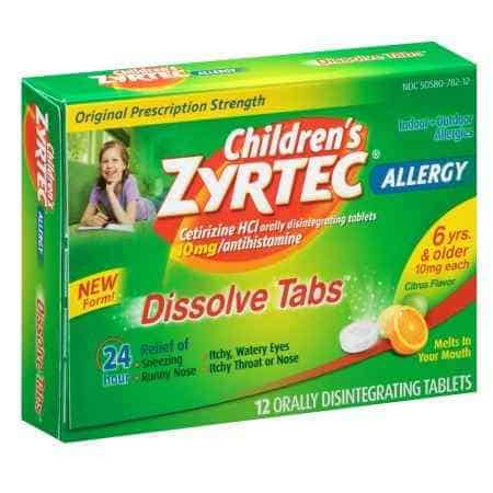 400 off any one zyrtec 24ct or larger product with printable coupon printable coupons and deals