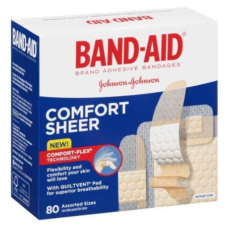 band-aid Printable Coupon