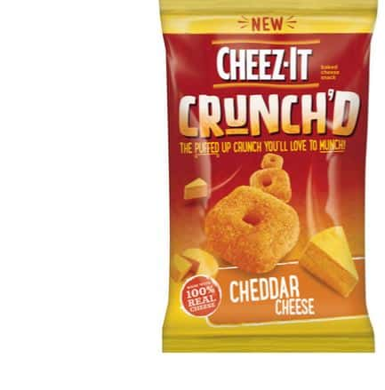 cheezit crunch'd Printable Coupon