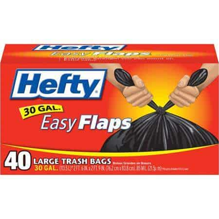 hefty trash bags Printable Coupon