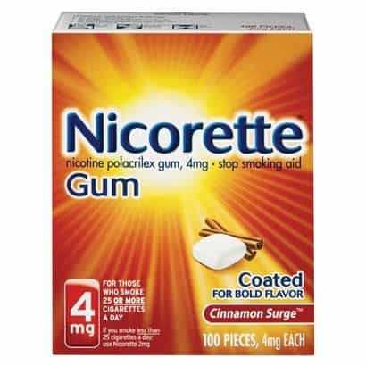 photograph about Nicorette Printable Coupon named Print Previously! Purchase $10 Off Nicorette Gum! - Printable Coupon codes