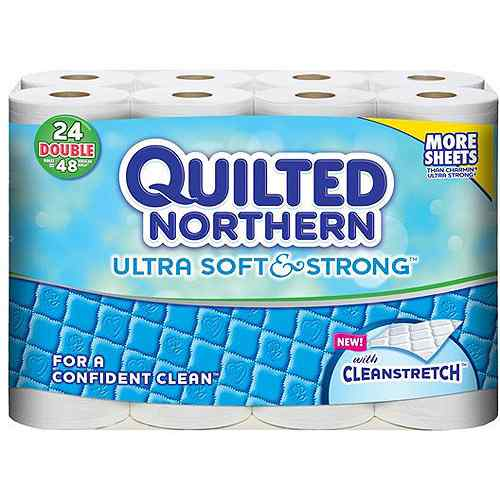 Wegmans Charmin Toilet Paper: Hot! Three Quilted Northern