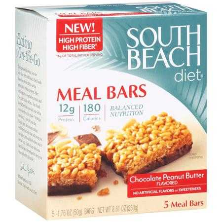 south beach meal bars Printable Coupon