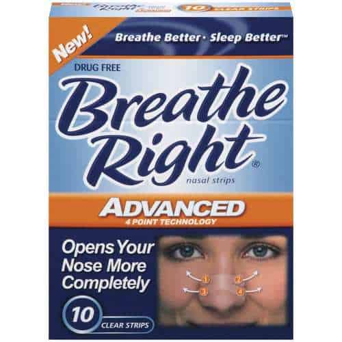 Breathe Right Nasal Strips Printable Coupon