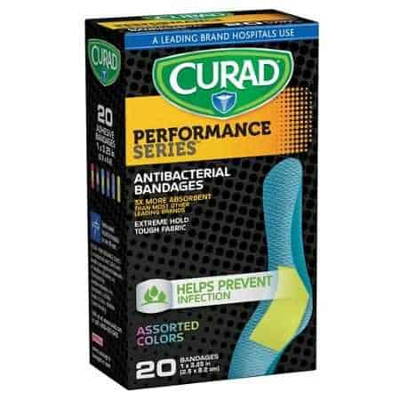 CURAD Performance Bandages Printable Coupon