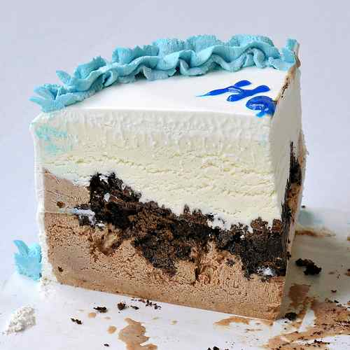 How To Make Crunchies For Ice Cream Cake