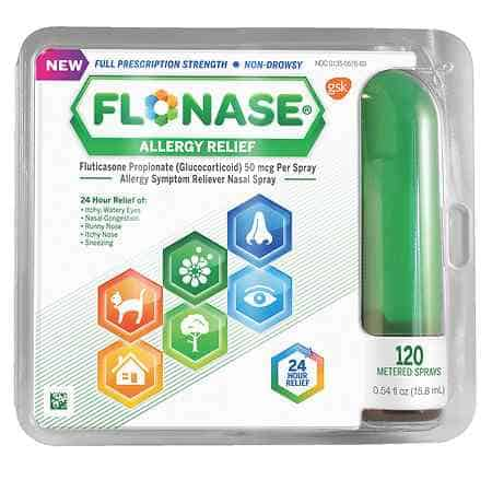Flonase 120 Spray Printable Coupon