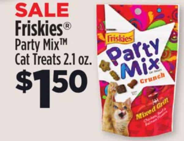 Printable coupon for cat chow