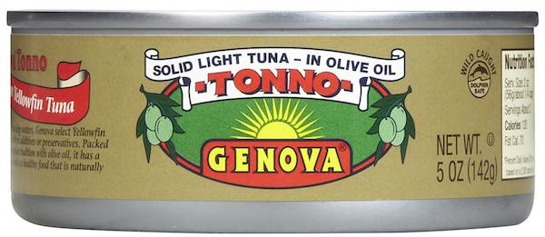 Genova Tuna Printable Coupon
