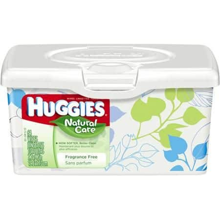 Huggies Wipes 64 Printable Coupon
