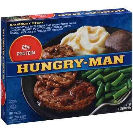 Hungry-Man® Dinners Printable Coupon